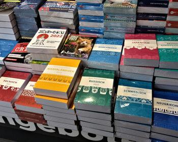 Der deutsche Buchmarkt wächst