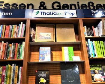 Attraktive Sortimente im Buchhandel